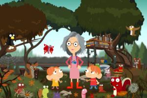 Grandma's Wild Garden